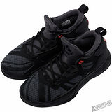 adidas 女 D LILLARD 2 J 籃球鞋 愛迪達 黑 -B72855