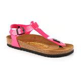 勃肯BIRKENSTOCK 147071。KAIRO開羅 繫踝夾腳拖鞋(桃紅)