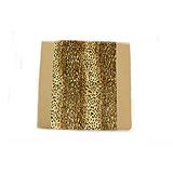 新型密絲絨豹紋記憶坐墊(50*50*5cm)