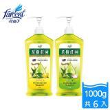 【茶樹莊園】茶樹超濃縮洗碗精-1000ml(6入-箱購) JK2171XXFX6