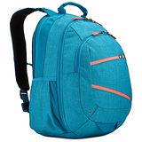 Case Logic凱思-Berkeley旅行生活用後背包BPCA-315-孔雀藍(忠欣公司貨)