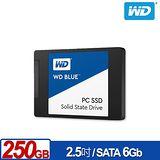 WD SSD 250GB 2.5吋固態硬碟(藍標)