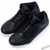 NIKE 男 AIR JORDAN 3 RETRO 籃球鞋 黑 -136064020
