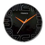 FRANCO精選超值掛鐘TW-6003
