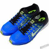 NIKE 男 LUNARSPIDER R 6 慢跑鞋 藍 -806553410