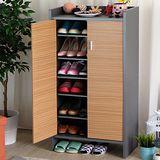 【EASY HOME】高台置物鞋櫃可收納21雙鞋