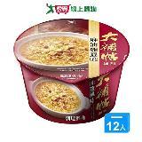 統一大補帖-麻油雞風味細麵105g*12碗(箱)