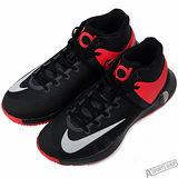 NIKE 男 KD TREY 5 IV EP 籃球鞋 黑/紅 -844573600