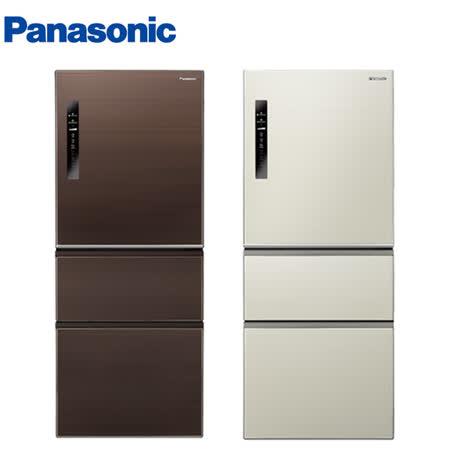 Panasonic  國際牌 500L  三門變頻電冰箱 NR-C508NHV