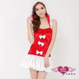 【天使霓裳】耶誕服 聖誕序曲 狂熱聖誕舞會角色服(紅)