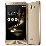 ASUS ZenFone3 Deluxe (ZS550KL) 4G/64G 5.5吋頂級旗艦機-加送保護套+9H玻璃保護貼