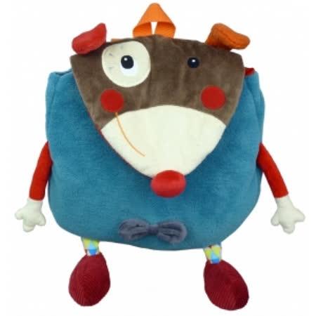 法國ebulobo魔法馬戲團-開心果Gustave背包 -friDay購物 x GoHappy