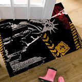 范登伯格 大藝術家 自由女神地毯/地墊-60x100cm