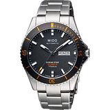 MIDO 美度 Ocean Star Caliber 80 200m 鈦金屬潛水機械腕錶 M0264304406100