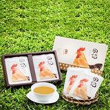 【鮮綠農產】聯名【田記】溫體鮮雞精禮盒(10入/盒)(免運)