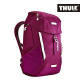THULE 都樂-EnRoute Mosey休閒背包-TEMD-115-紫(忠欣公司貨)