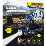 【Incare】U3奈米強燈變焦頭燈套(-1入)