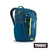 THULE 都樂-EnRoute Blur多功能17吋雙肩後背包TEBD-117-孔雀藍(忠欣公司貨)