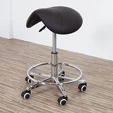 優力格家具 乘騎式移動升降工作椅/吧檯椅/美容椅/馬鞍椅