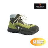 GARMONT 兒童GTX健走鞋DRAGONTAIL JR 441080-216/城市綠洲((登山鞋、GORETEX、防水、黃金大底)