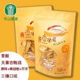 冬山農會 香酥杏鮑菇(原味/黑胡椒) (100g/包)x6包