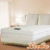 LooCa風華絕頂四線獨立筒床墊-單人3.5尺