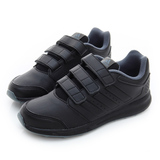 Adidas (童) 慢跑鞋 黑 AQ3727