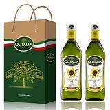 Olitalia奧利塔 葵花油禮盒組 750mlx2瓶