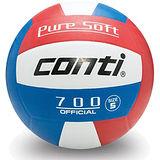 CONTI 700系列 3號/4號/5號超軟橡膠排球 V700-3-RWB