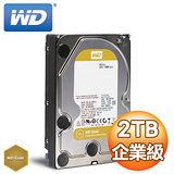 WD 威騰 Gold 2TB 7200轉 128MB SATA3 企業級硬碟(WD2005FBYZ)