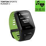 TomTom Sports RUNNER 3 『超越者』旗艦款(心率+音樂) GPS 戶外運動錶-旗艦款