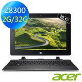 Acer 宏碁 One 10 S1003-19QB 2合1平板筆電 (Z8300/32G/W10)