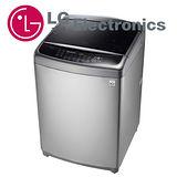 【LG樂金】17公斤DD直驅變頻直立式洗衣機WT-D176VG-不銹鋼銀~GOHAPPY再加碼送超商禮券500.-* +2017/5/31前購買享原廠好禮送~