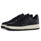NIKE 女WMNS AIR FORCE 1 07 PRM ESS 休閒鞋 黑白 860532001