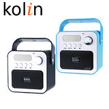Kolin 歌林 手持式行動藍牙喇叭 AUX/USB播放 KEB-EH051