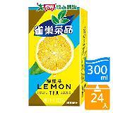 雀巢茶品檸檬茶300ml*24入/箱