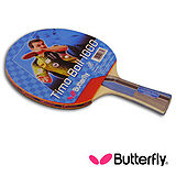 【Butterfly】貼皮負手板 TIMO BOLL 波爾1000