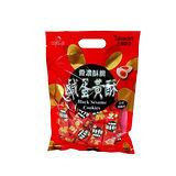 巧益日式胡麻鹹蛋黃酥230g