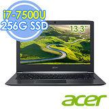 Acer S5-371-79P6 13.3吋FHD/i7-7500U 雙核/256G FHD 輕薄筆電-送HP DJ2130事務機(鑑賞期過後寄出)