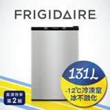 【春季特賣↘領券再折】美國富及第Frigidaire 131L超低溫單門冰箱 黑色 FRT-1313M (福利品)
