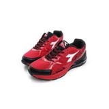 DIADORA (男) 慢跑鞋 紅黑白 DA7AMR3792