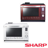 【夏普SHARP】26L HEALSIO水波爐 AX-MX3T (2色)