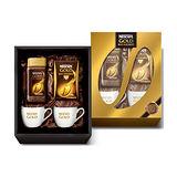 雀巢金牌咖啡禮盒135g+18g*5