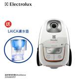 送集塵袋4入【Electrolux伊萊克斯】超靜音吸塵器UltraSilence ZUS4065PET