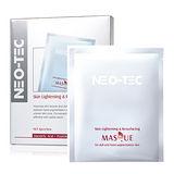 【即期品】NEO-TEC 杏仁酸柔煥膚激光美白面膜(4片/盒)