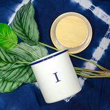 【Homely Zakka】數字1竹蓋琺瑯儲物密封罐/輕食沙拉水果罐(750ml)