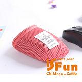 【iSFun】3C收納*鋪棉防撞滑鼠收納包/紅