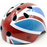 London Taxi KickBike 幼兒安全帽-英國國旗
