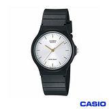 CASIO 卡西歐 超輕薄簡約復刻指針腕錶 MQ-24-7E2
