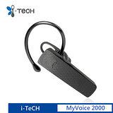 I-TECH MyVoice 2000 單耳立體聲藍牙耳機